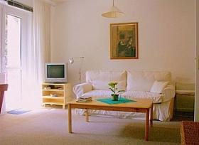 Wohnzimmer Appartment Berolini 1